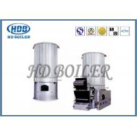 Quality Vertical Gas Oil Fired Thermic Fluid Boiler High Efficiency Low Pollution Emission for sale