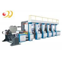China High - Speed Wide Offset Printing Press , Sticker Printing Machine on sale