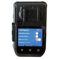 Quality 4G Tactical AI Body Worn Camera For Police/SWAT for sale