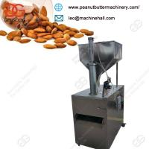 Quality Factory Price Good Quality Almond Slice Cutting Machine Good Shape/Peanut Slicing Machine/Pistachio Slicer for sale