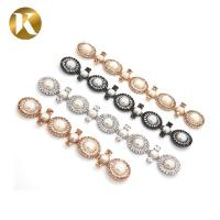 Quality Jewelry Chain Buckle Diy Shoe Decorations Fashion Europe And America Style for sale
