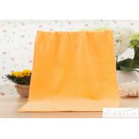 China Microfiber Car Cleaning Cloth , Kitchen Dish Towel Super Absorbent on sale