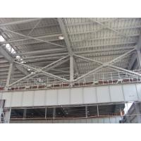 Quality Steel Framing Warehous e,Heavy Steel Structure Project , Structural Steel Industrial Machinery for sale