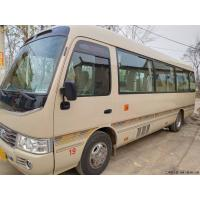 Quality 1HZ 6 Cylinder Diesel Toyato Used City Bus 2010 Year With 19-29 Seaters for sale