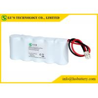 China High Reliability 6v 1800mah Battery Pack Rechargeable Battery 1800mah on sale