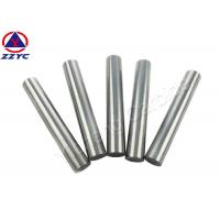 Linear Rail Shaft Tungsten Carbide Rod Bar For Bearing Bushing Good Chemical Stability