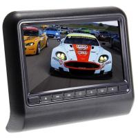 """Buy cheap 9"""" HD Digital Wireless Backup Camera With Monitor , Headrest Mount DVD Player from wholesalers"""