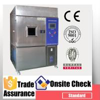 Stainless Steel Rubber Accelerated Aging Chamber Weathering Test Chamber