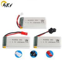 Quality 903052 RC lipo battery 25C rate 3.7V 1800mAh for HQ898B H11D H11C V686G RC helicopter for sale