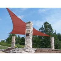 Quality UV Block Triangle Outdoor Shade Structures For Home / Public Outdoor Areas for sale