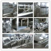 Quality Low oil content fresh potato chips machine /Pringles potato chips making machine for sale