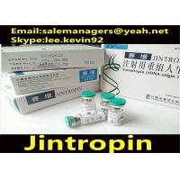 Quality Weight Loss Supplements Jintropin 10 iu/Vial*10 bottles/Kit White Lyophilized Powder for sale