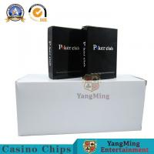 China International Plastic Casino Vip Club Cards Print Pvc Poker Playing Cards on sale
