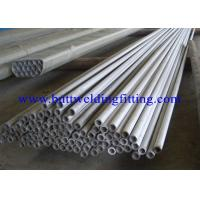 Quality ASTM Super Duplex Stainless Steel Pipe , Small Diameter Stainless Steel Tubing for sale
