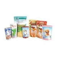 Quality Eco friendly food packaging zipper pouch for wheat,cereals, tobacco, washing powder for sale