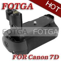 Quality Fotga Vertical Battery Grip Replacement for Canon EOS 7D Camera BG-E7 for sale