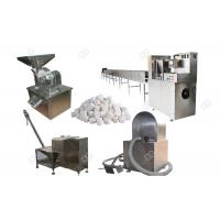 Quality Automatic Raw Sugar Cube Making Machine Manufacturing Process White Sugar Cubes for sale