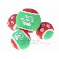 China DOG ACCESSORIES, Manufactory Wholesale Cotton Rope Chew Pet Dog Ball Toy Set Packs For Dogs, Pet Dog Chew Toys Tennis Ba on sale