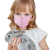 Quality Outdoor Child Surgical Mask Children Respirator Mask Disposable Mouth Mask for sale