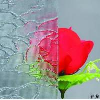 Quality Clear Figured Glass (HDQ-082711) for sale