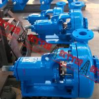 BETTER Mission Magnum 3x2x13 Oilfield Centrifugal Sludge Pump Complete w/Mechanical Seal Blue Painting