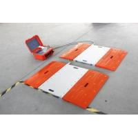 Quality Portable Axle Weigh Pads In Motion Weigh Highway Systems For Overweight Detection for sale