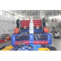 China Funny Inflatable Sports Arena High Tensile Inflatable Basketball Filed on sale