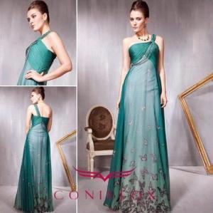 China atrovirens empire celebrity ceremony dresses,  vogue designer celebrity pageant dresses on sale