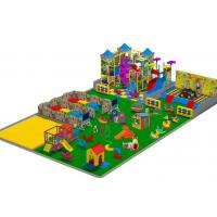 China CE certificated kid used indoor playground equipment for sale on sale