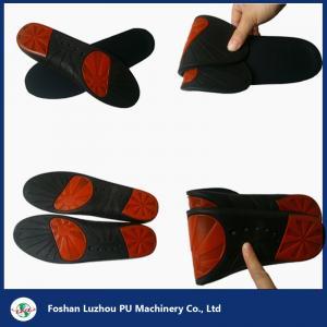 China Shoe Sole Turntable Assembly Line Polyurethane Foam Machine on sale