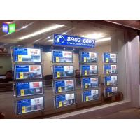 Quality 24 X 36 Wall Light Box Display Signs / Double Sided Poster Frame Light Box for sale