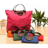 Buy cheap Reusable Foldable Shopping tote Bag Folding Tote Shopping Bags reusable grocery from wholesalers