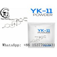 Quality Muscles Gaining YK 11 Powder 1370003-76-1 99% Purity White Solid Powder for sale