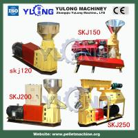 Quality Homemade Diesel Engine Wood Pellet Machine Made in China 1 for sale