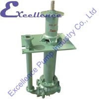 Quality Industrial Centrifugal Vertical Sump slurry Transfer Pump for sale