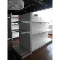 Quality Fixed Grocery Store Shop Supermarket Display Shelving Customized L900 * W450 * H1600 mm for sale