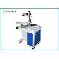 Buy cheap 20 W Dynamic Laser Marking Machine For Metal Serial Number Batch Code Expire from wholesalers