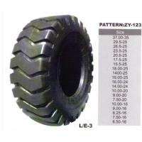 Quality 375mm Section Width Off The Road Tyres 14.00-24 16/20 Pr Industrial Tractor Tires for sale