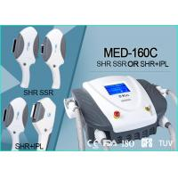 Quality 3000W SSR SHR Ipl Hair Removal Machine , Multifunctional Beauty Salon Equipment for sale