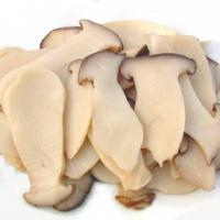 China Freeze Dried Mushrooms Pleurotus Eryngii Slice Cheap Freeze Dried Fungus on sale