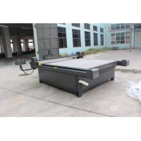 Quality High Efficiency Car Seat Cutting Machine With Material Transportation System for sale