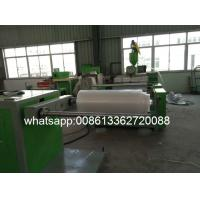 China Three Layer Co-Extrusion LLDPE Stretch Film Manufacturing Machine Width 600mm on sale
