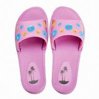 Quality Women's Slippers with EVA Outsole, Fashionable Design, Various Colors are Available  for sale