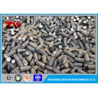 Quality Power Plant 40mm hot rolling steel balls High hardness HRC 60 TO 68 for sale