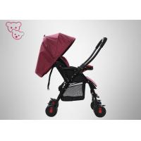 Quality Easy Operate Baby Running Stroller , Adjustable Backrest Sport Prams And Pushchairs for sale