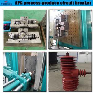 Quality supplier epoxy injection machine  for Medium Voltage Instrument Transformer for sale