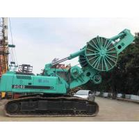 Quality SG40 Second Hand Trencher JINT Brand 2015 Year Green Color ISO Certification for sale