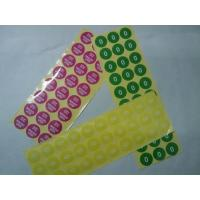 Quality adhesive paper stickers for sale