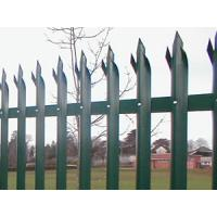Quality decorative metal palisade fencing (China factory ) for sale