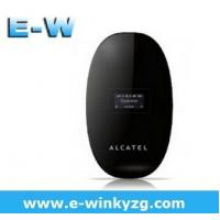 China Original Alcatel One Touch Y580 21Mbps Wireless Router 3G Mini Wifi Hotspot 3g wifi router 2100 Mhz on sale
